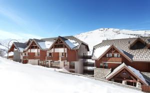 Residence Odalys LEcrin des Neiges