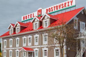 Hotel Rostovsky - L'vy