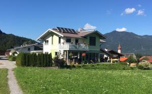Apartmán Ferienhaus Ellenfeld Wangle Rakousko