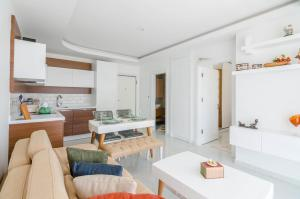 Elite Marine Residence, Apartmanok  Alanya - big - 30