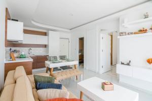 Elite Marine Residence, Apartmanok  Alanya - big - 42