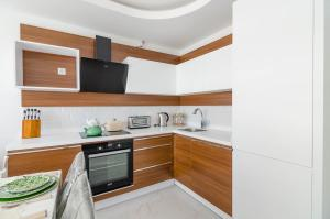 Elite Marine Residence, Apartmanok  Alanya - big - 24