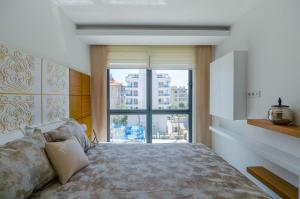 Elite Marine Residence, Apartmanok  Alanya - big - 7