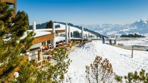 Berghof Fetz, Hotely  Schwarzenberg im Bregenzerwald - big - 55