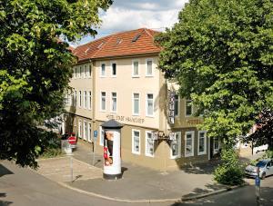Hotel Stadt Hannover - Göttingen