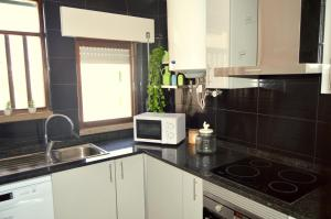 Apartamento Glamour, Apartments  Manta Rota - big - 12