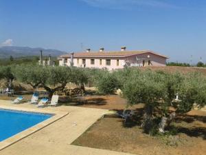 L'Ermita Casa Ripo, Hotel  Vall d'Alba - big - 57