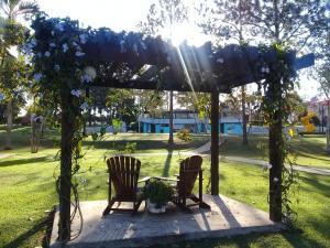 Hotel Marina Do Lago, Hotels  Santa Cruz da Conceição - big - 58