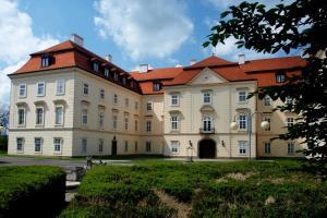 Hotel Zámek Napajedla Napajedla Česko