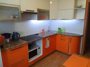 Apartment on Prostornaya 87, Ferienwohnungen  Jekaterinburg - big - 26