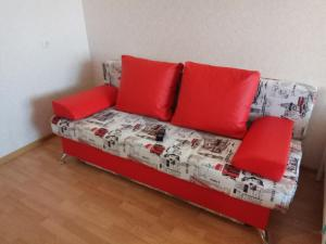 Apartment on Prostornaya 87, Ferienwohnungen  Jekaterinburg - big - 21