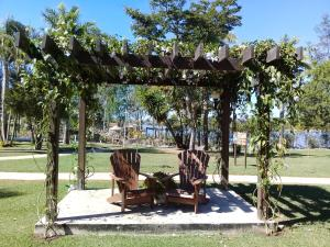 Hotel Marina Do Lago, Hotels  Santa Cruz da Conceição - big - 64