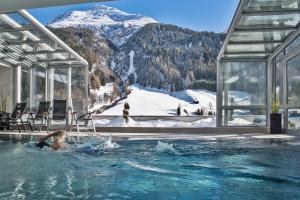 Hotel Nassereinerhof - St. Anton am Arlberg