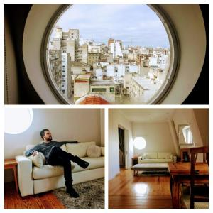 Salvo Suites, Apartmány  Montevideo - big - 82