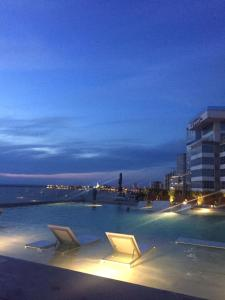 Morros City - Frente al mar, Apartmanok  Cartagena de Indias - big - 11