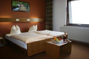 Hotel Restaurant Braas, Hotely  Eschdorf - big - 12