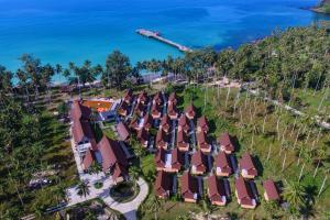 Koh Kood Paradise Beach, Üdülőtelepek  Kut-sziget - big - 5