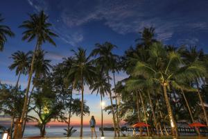 Koh Kood Paradise Beach, Üdülőtelepek  Kut-sziget - big - 100