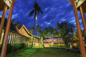Koh Kood Paradise Beach, Üdülőtelepek  Kut-sziget - big - 82