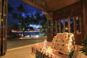 Koh Kood Paradise Beach, Üdülőtelepek  Kut-sziget - big - 61