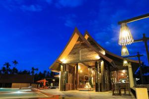 Koh Kood Paradise Beach, Üdülőtelepek  Kut-sziget - big - 80