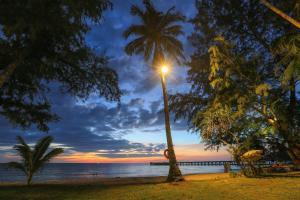 Koh Kood Paradise Beach, Üdülőtelepek  Kut-sziget - big - 108