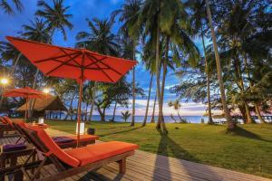 Koh Kood Paradise Beach, Üdülőtelepek  Kut-sziget - big - 79