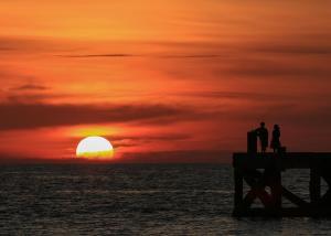 Koh Kood Paradise Beach, Üdülőtelepek  Kut-sziget - big - 67