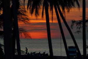 Koh Kood Paradise Beach, Üdülőtelepek  Kut-sziget - big - 97
