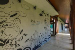Koh Kood Paradise Beach, Üdülőtelepek  Kut-sziget - big - 111