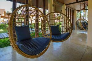Koh Kood Paradise Beach, Üdülőtelepek  Kut-sziget - big - 93