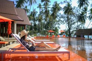 Koh Kood Paradise Beach, Üdülőtelepek  Kut-sziget - big - 114