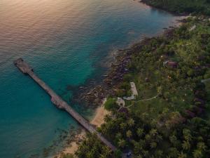 Koh Kood Paradise Beach, Üdülőtelepek  Kut-sziget - big - 73