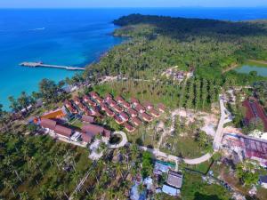 Koh Kood Paradise Beach, Üdülőtelepek  Kut-sziget - big - 99