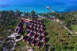 Koh Kood Paradise Beach, Üdülőtelepek  Kut-sziget - big - 81