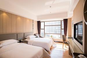 Guangzhou Rong Jin Hotel, Hotely  Kanton - big - 9