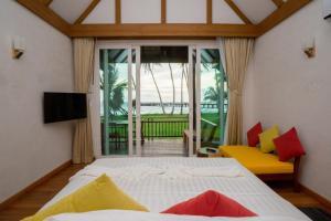 Koh Kood Paradise Beach, Üdülőtelepek  Kut-sziget - big - 75