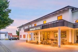 Mercure Hotel Ingolstadt - Ebenhausen Werk