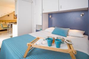 4-Bedroom Apartment in Malinska/Insel Krk 13139, Апартаменты  Малинска - big - 22