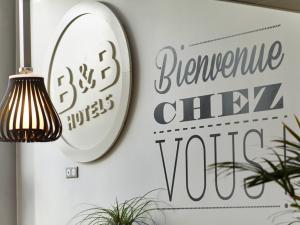 B&B Hôtel La Queue En Brie, Отели  La Queue-en-Brie - big - 30