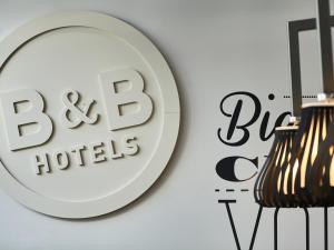 B&B Hôtel La Queue En Brie, Отели  La Queue-en-Brie - big - 28