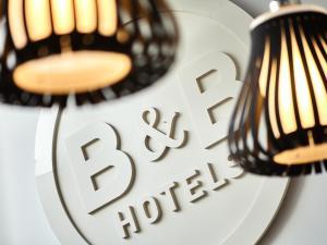 B&B Hôtel La Queue En Brie, Отели  La Queue-en-Brie - big - 25