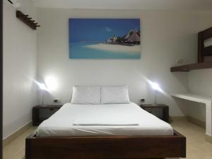 Cabañas La Fragata, Aparthotely  Coveñas - big - 4