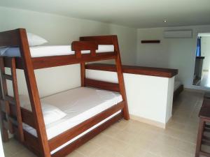 Cabañas La Fragata, Апарт-отели  Ковеньяс - big - 5