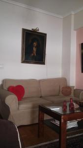 Sunny Quiet Apt, Апартаменты  Салоники - big - 27