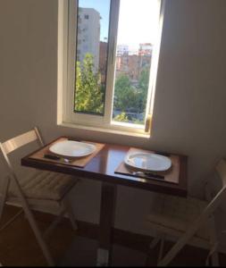 Bright apartment in Tirana