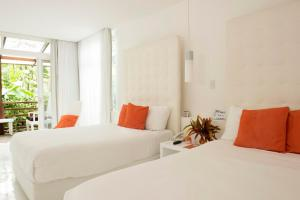 Deluxe Double Room Le Cameleon Boutique Hotel