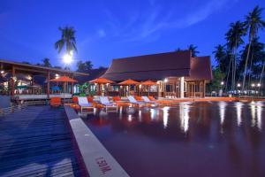 Koh Kood Paradise Beach, Üdülőtelepek  Kut-sziget - big - 116