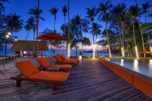 Koh Kood Paradise Beach, Üdülőtelepek  Kut-sziget - big - 115