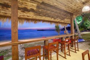 Koh Kood Paradise Beach, Üdülőtelepek  Kut-sziget - big - 106